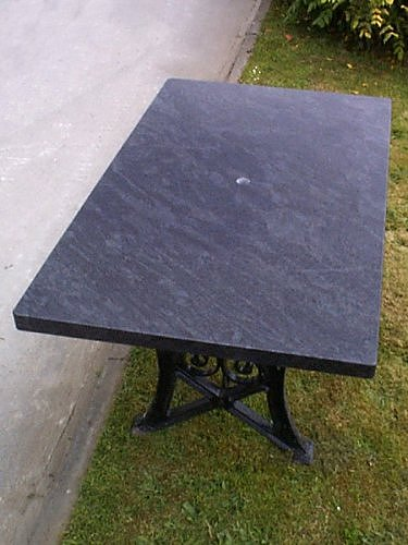 Table, Slab
