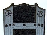 Galloway Granite - individually designed headstones