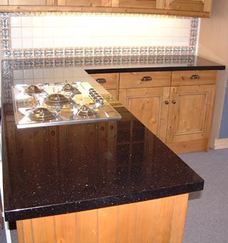 Granite Work Surfaces : Granite Kitchen worktops and work surfaces